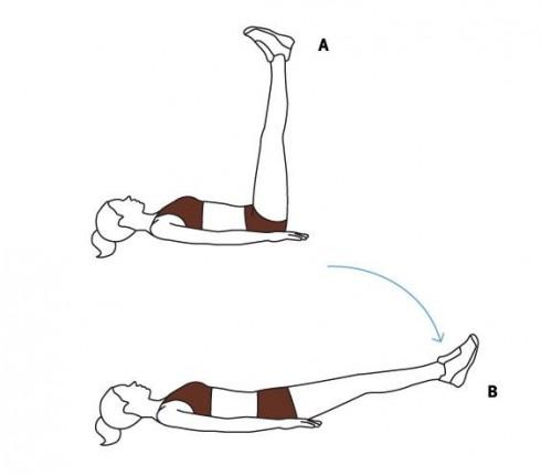 6 bài tập cơ bụng cơ bản dễ thực hiện 3