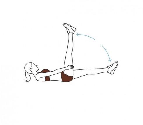 6 bài tập cơ bụng cơ bản dễ thực hiện 2