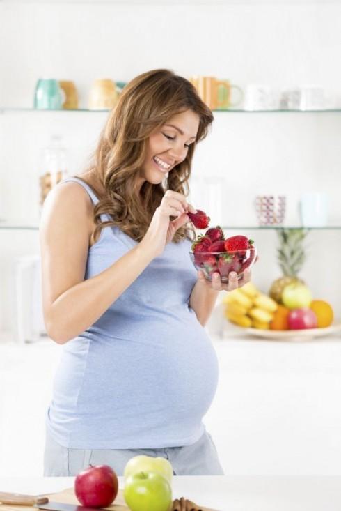 trái cây tốt cho bà bầu
