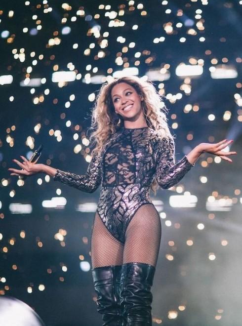 7 tiết lộ thú vị về ca sĩ Beyonce 4