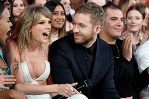 Calvin và Taylor Swift