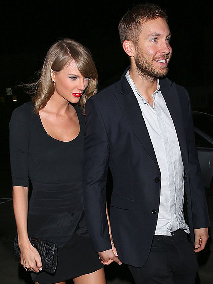 Cặp đôi Taylor Swift - Calvin Harris