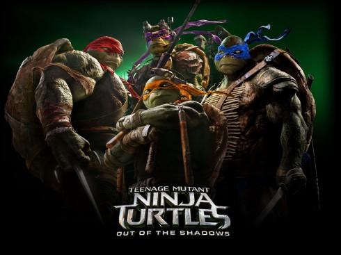 Poster phim NinJa Rùa 2