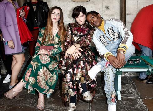 Bộ sưu tập thời trang Gucci Cruise 2017 27