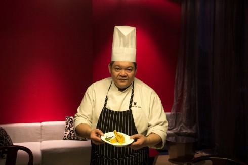 Học nấu ăn cùng bếp trưởng Ming.