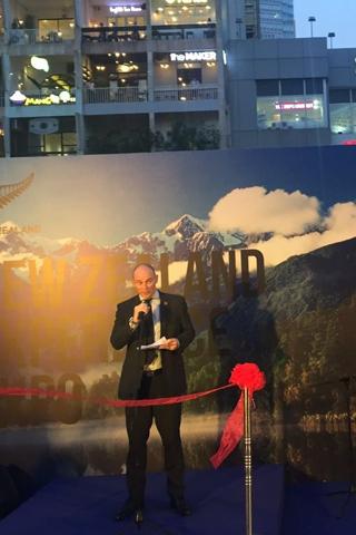 Độc đáo Lễ hội Trải nghiệm New Zealand tại Hồ Chí Minh