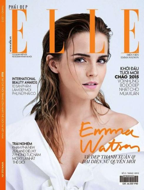 Emma Watson và những câu nói hay đầy cảm hứng 1