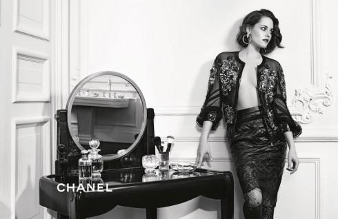 Kristen Stewart - CHANEL MÉTIERS DART PARIS IN ROME (2016) 03