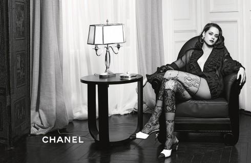Kristen Stewart - CHANEL MÉTIERS DART PARIS IN ROME (2016) 04