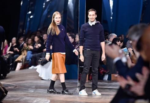 Bộ sưu tập thời trang Dior Cruise 2017 Bộ đôi NTK Lucie Meier và Serge Ruffieux