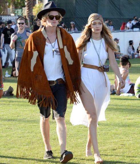 Cody Simpson là người bạn trai lâu nhất của Gigi Hadid