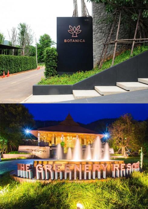 Đến Khao Yai, bạn có thể chọn ở tại Botanica Resort (5 sao) hoặc Greenery Resort (4 sao) để nghỉ ngơi. 2 resort này nằm gần nhau và có rất nhiều tiện ích giúp bạn có một đêm thư giãn ngon giấc.