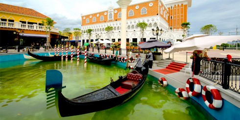 Không cần đi Ý nhưng vẫn có thể thăm Venice tại Hua Hin