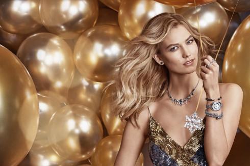 Karlie Kloss trở thành đại sứ thương hiệu trang sức Swarovski 4