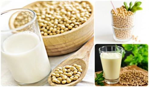 Bí quyết làm đẹp với sữa đậu nành - ELLE Việt Nam (7)