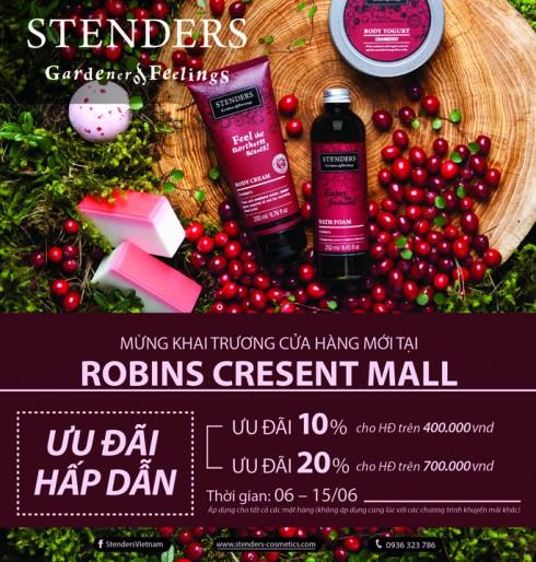 Robins Cresent Mall