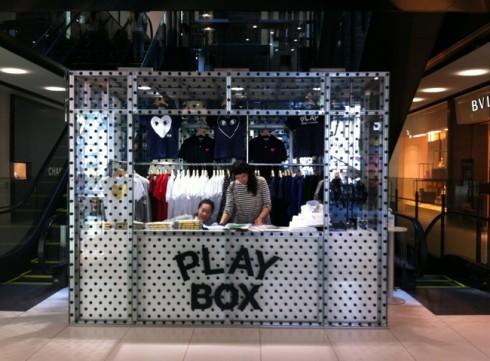 Thương hiệu Nhật Bản Comme des Garçons đã tiên phong cho mô hình pop-up store hiện đang lan tỏa khắp nơi trên thế giới
