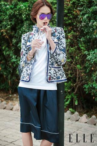 Chiếc áo khoác nữ diệu kỳ