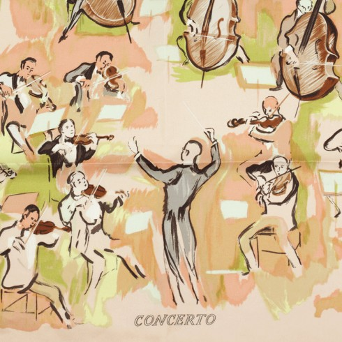 Tác phẩm Concerto của nghệ sĩ Jean-Louis Clerc (1963)