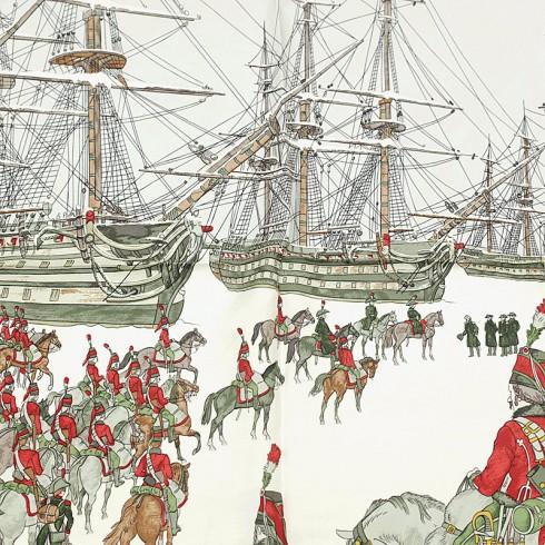 <br/>1967 - Marine et Cavalerie