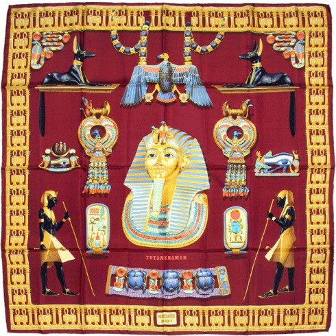 <br/>1976 - Tutankhamun