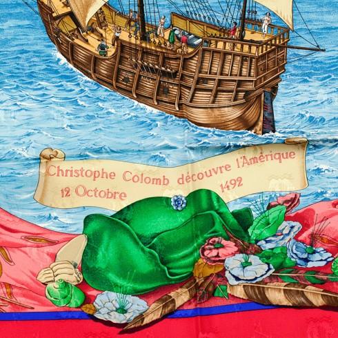 <br/>1992 - Christophe Colomb Decouvre L'Amerique