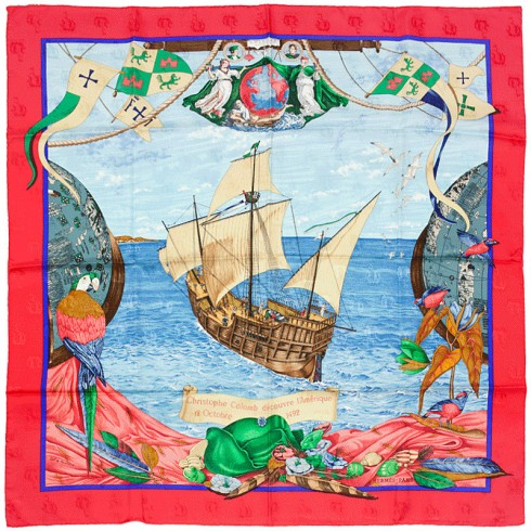 <br/>1992 - Christophe Colomb Decouvre L'Amerique, Carl de Parcevaux