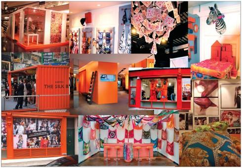 Thế giới của trí tưởng tượng tuyệt vời trong các pop up store của Hermès. Liệu Silk Pop-up Store tại Việt Nam tới đây Hermes sẽ mang ý tưởng gì dành tặng cho các tín đồ yêu thời trang?
