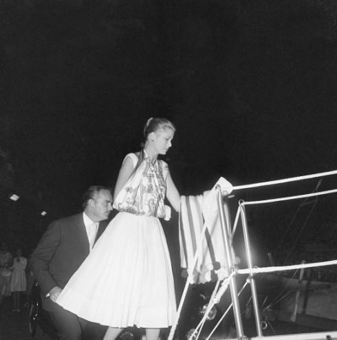 Princess Grace of Monaco - Grace Kelly