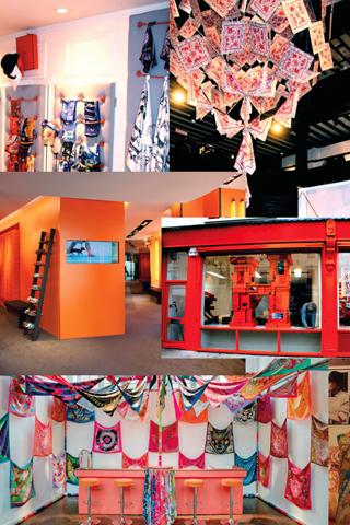Hermès mang Silk Pop-Up Store đến Việt Nam