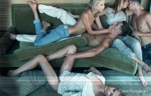 Calvin Klein và dục tính trong những bộ ảnh thời trang 7