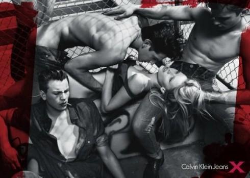 Calvin Klein và dục tính trong những bộ ảnh thời trang 8