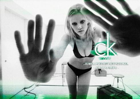 Calvin Klein và dục tính trong những bộ ảnh thời trang 9