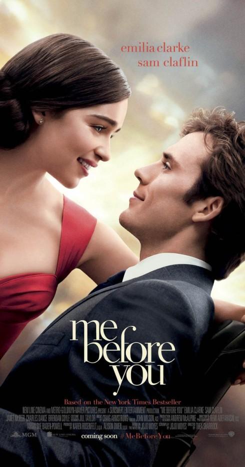 Những câu nói hay trong phim Me Before You – Trước Ngày Em Đến poster phim