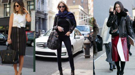 7 bí quyết mặc đẹp như quý cô New York