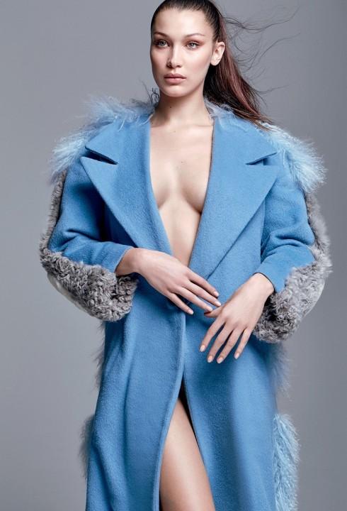 Bí quyết làm đẹp để da tỏa sáng như Bella Hadid Elle Brazil