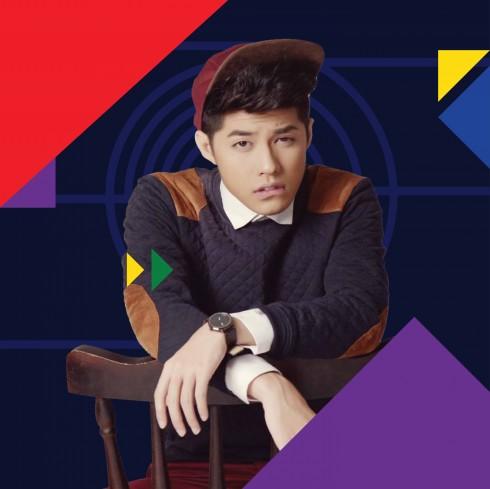 Noo Phước Thịnh sẽ là một trong những nghệ sĩ trẻ góp mặt trong lễ hội âm nhạc sôi động này.