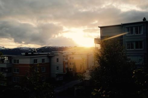 Du lịch Na uy và ngắm mặt trời lúc nửa đêm 3