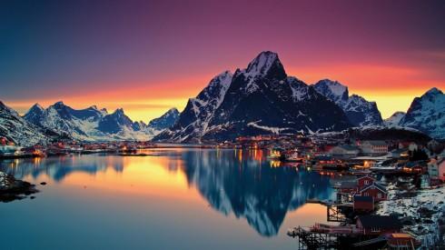 Du lịch Na uy và ngắm mặt trời lúc nửa đêm 5