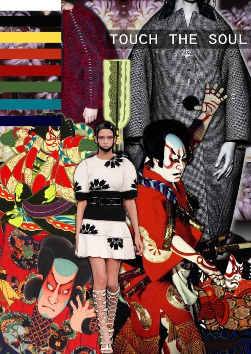 Sự kiện tốt nghiệp của sinh viên ngành thiết kế thời trang trường Đại học Hoa Sen 8. Ha Moodboard