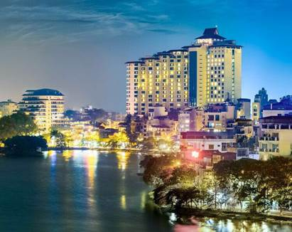 Khách sạn Sofitel Plaza Hà Nội sẽ chuyển đổi thành khách sạn Pan Pacific Hà Nội từ tháng 10.2016