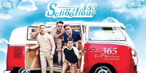 Chương trình nghệ thuật 365 School Tour