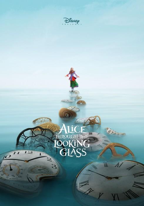 Phim điện ảnh Alice through the looking glass