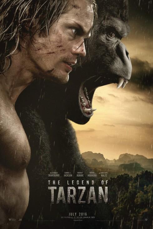 phim điện ảnh đình The legend of Tarzan