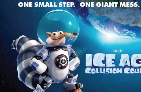 Phim điện ảnh Ice Age: Collision Course