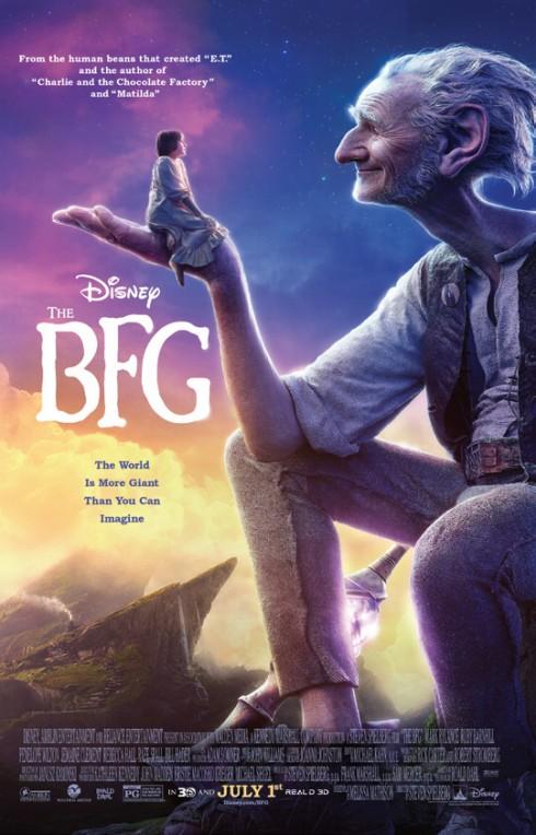 phim điện ảnh The Big Friendly Giant