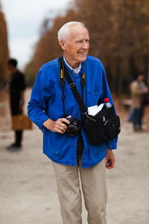 Những câu nói về phong cách thời trang hay nhất của Bill Cunningham 1