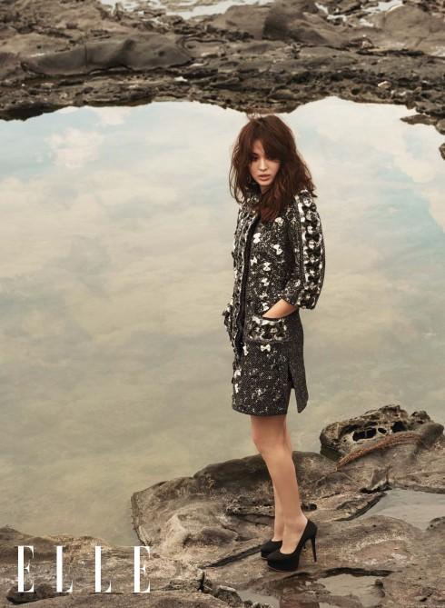 Diễn viên Song Hye Kyo - Thanh ngần một giọt sương mai-1