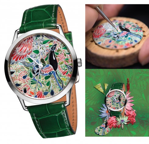 Đồng hồ cao cấp Hermes