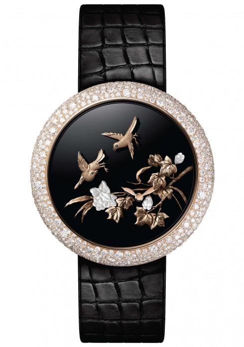 Đồng hồ cao cấp Chanel